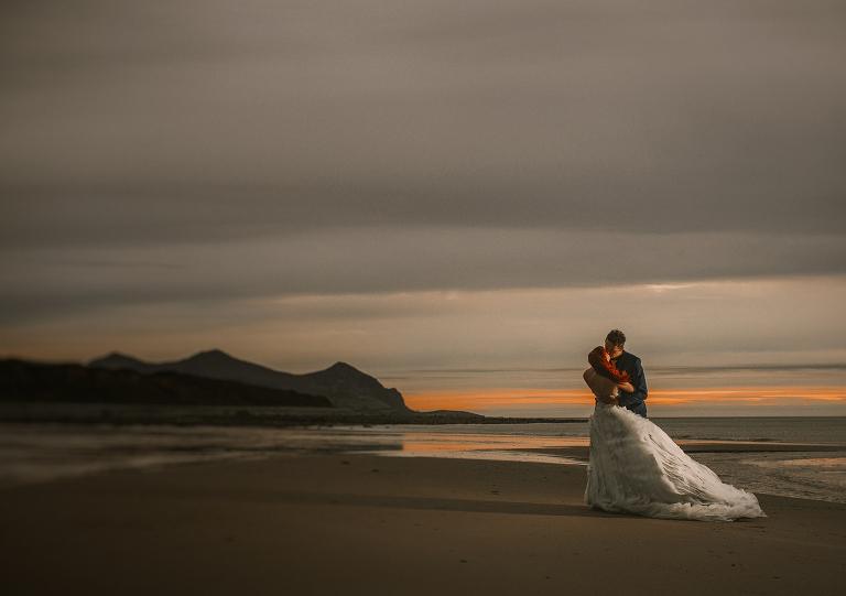 alternative natural fine art wedding photography